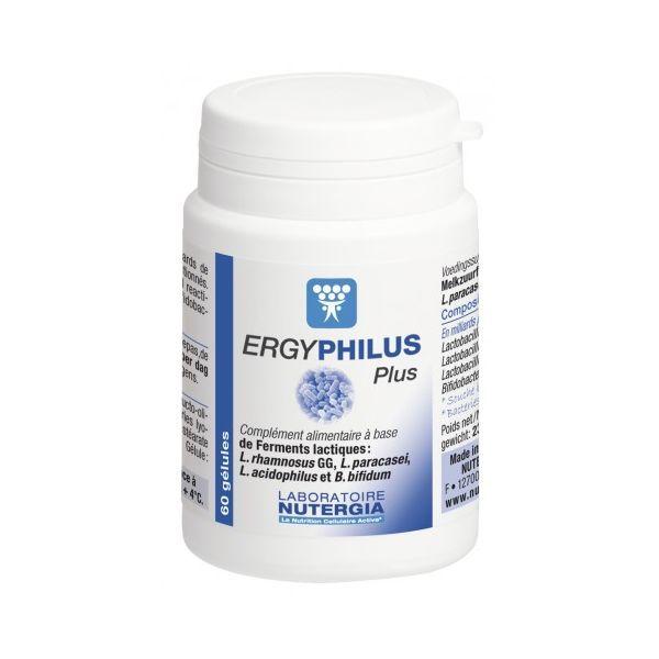 NUTERGIA ERGYPHILUS PLUS 60 GELULES