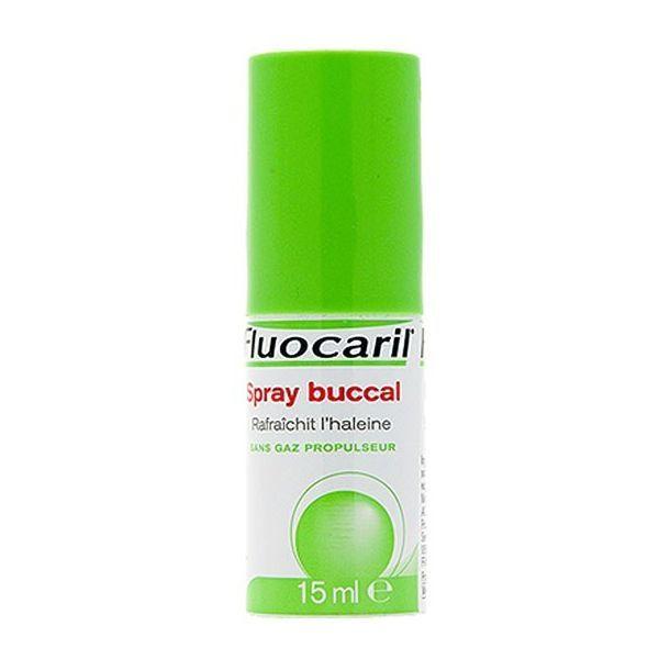 Spray Buccal 15ml à prix discount  Fluocaril