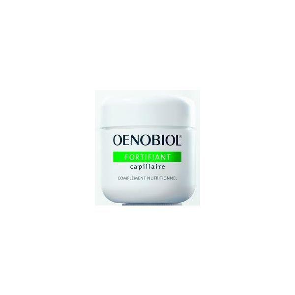 Achetez Oenobiol Fortifiant Capillaire 60 Comprimes Moins Cher