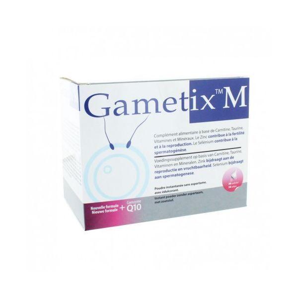 Gametix M 30 sachets. au meilleur prix| Densmore