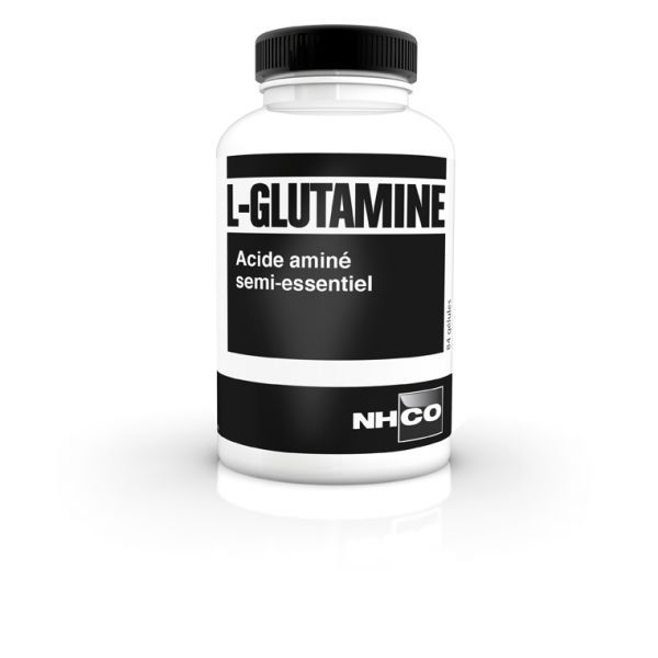 L-Glutamine  84 gélules à prix discount| NH-CO