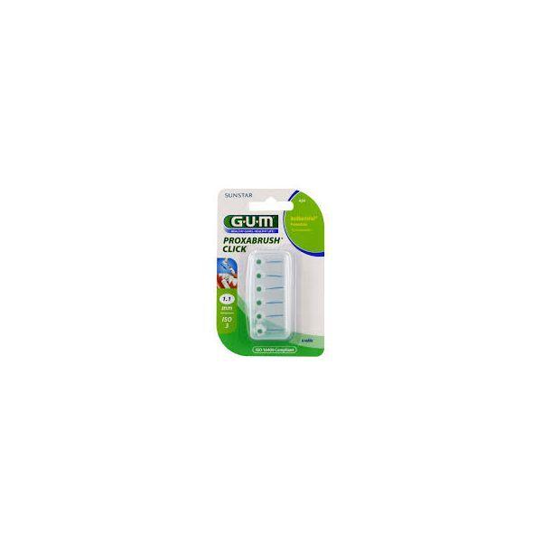 Achetez Gum Recharge Brossettes Interdentaire 1.1mm 424 moins cher