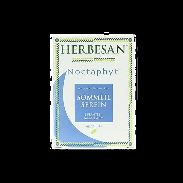 Noctaphyt 45 gélules moins cher| Herbesan
