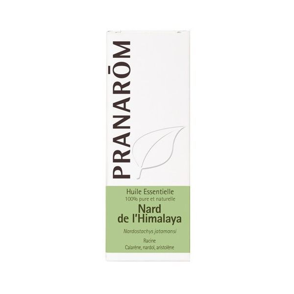 Huile Essentielle  Bio de Nard de l'Himalaya 5ml à prix discount  PRANARÔM