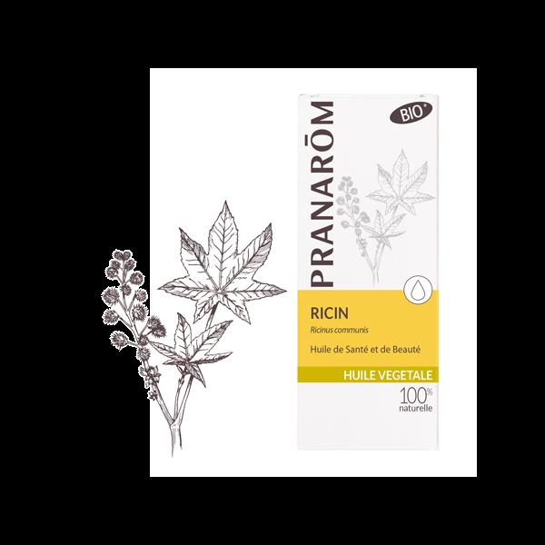 Huile Végétale de Ricin Bio Pranarôm
