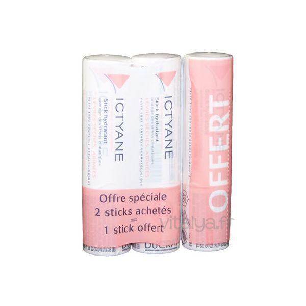 Ictyane Stick Lèvres 2 achetés 1 OFFERT à prix bas| Ducray