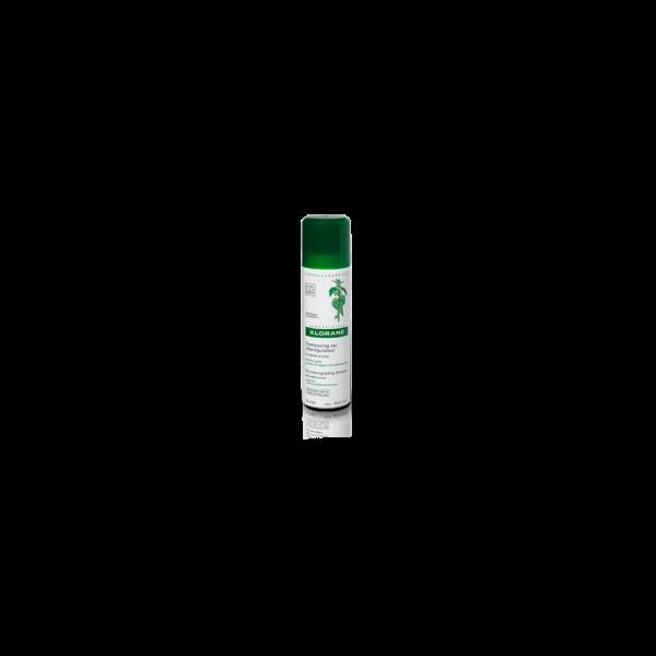 shampooing Sec Spray à l'Ortie  150ml moins cher| Klorane