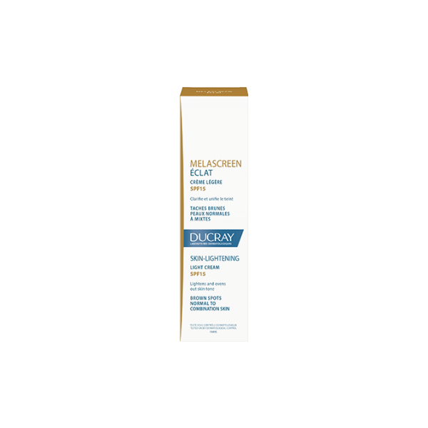 Melascreen Eclat Crème Légère SPF15 40ml au meilleur prix| Ducray