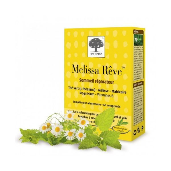 Melissa Rêve 60cp moins cher| New Nordic