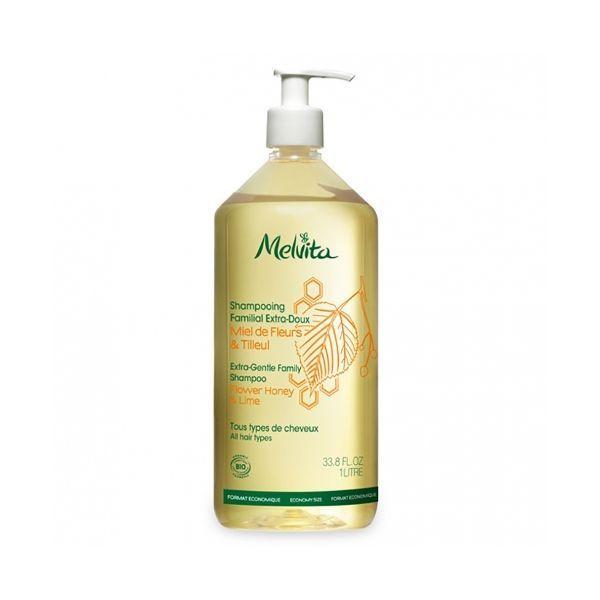 Shampooing Miel de Fleurs et Tilleul 1 litre
