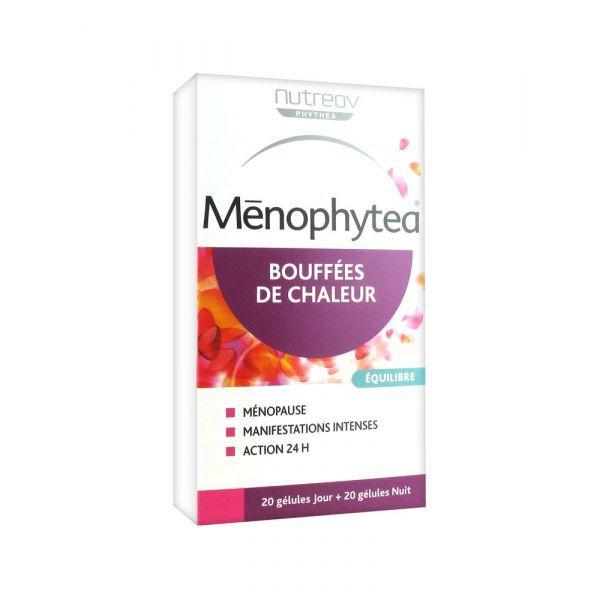 Achetez Ménophytéa Bouffées de chaleur 40 gélules moins cher