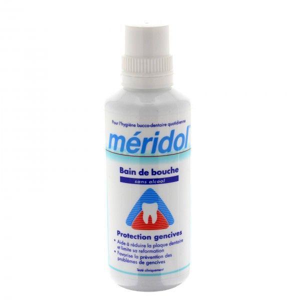 Achetez Méridol Bain de Bouche Sans Alcool 400ml moins cher