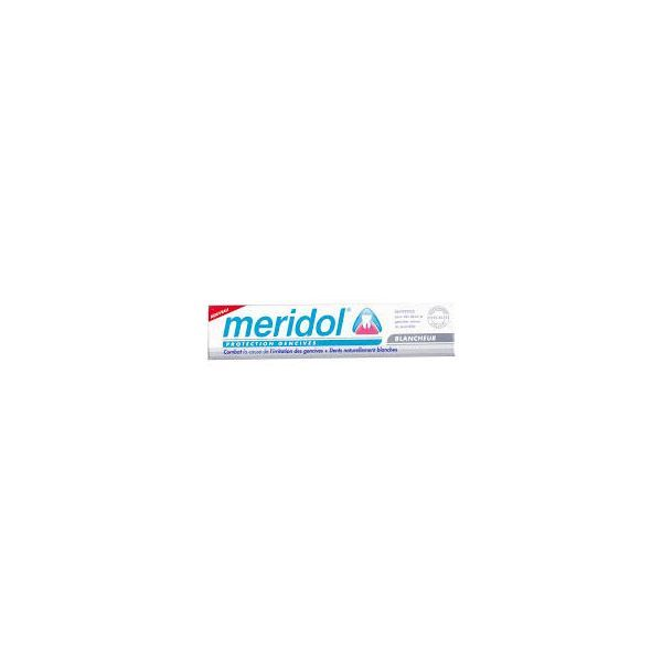 Dentifrice Blancheur 75ml au meilleur prix| Meridol