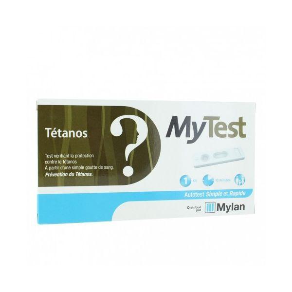 My Test Tétanos au meilleur prix| Mylan