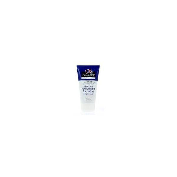 Crème main hydratation et confort 75ml  moins cher  Neutrogena