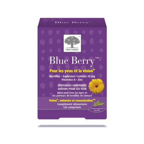 Blue Berry 120cp à prix bas| New Nordic