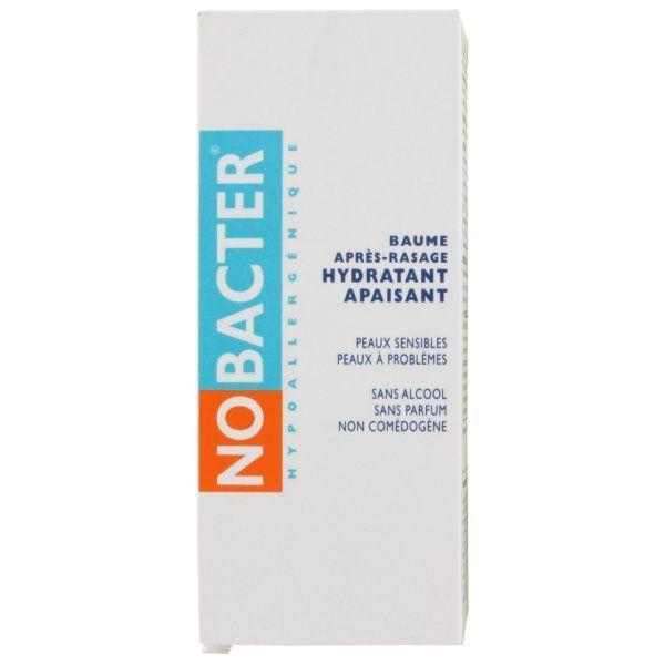 Baume après-rasage hydratant apaisant 75ml à prix discount| Nobacter
