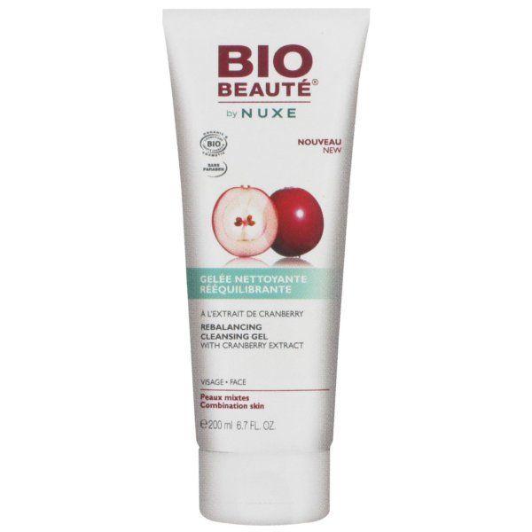 Bio Beauté by Nuxe Gelée nettoyante rééquilibrante  200ml moins cher