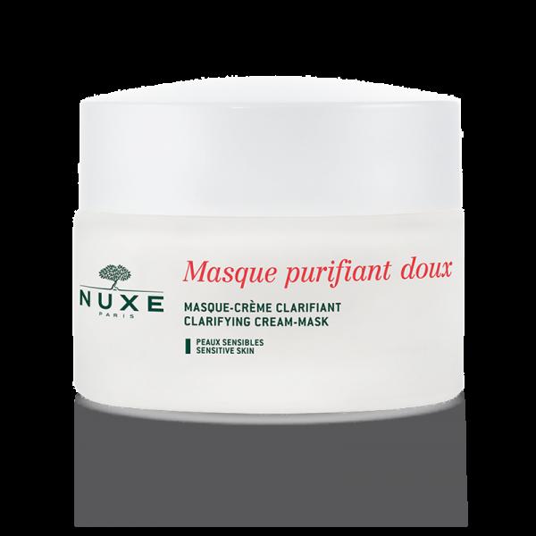 Masque purifiant Doux aux pétales de rose  50ml à prix discount| Nuxe