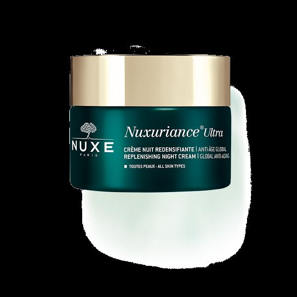 Nuxuriance Ultra Crème Nuit Redensifiante pot 50ml au meilleur prix  Nuxe
