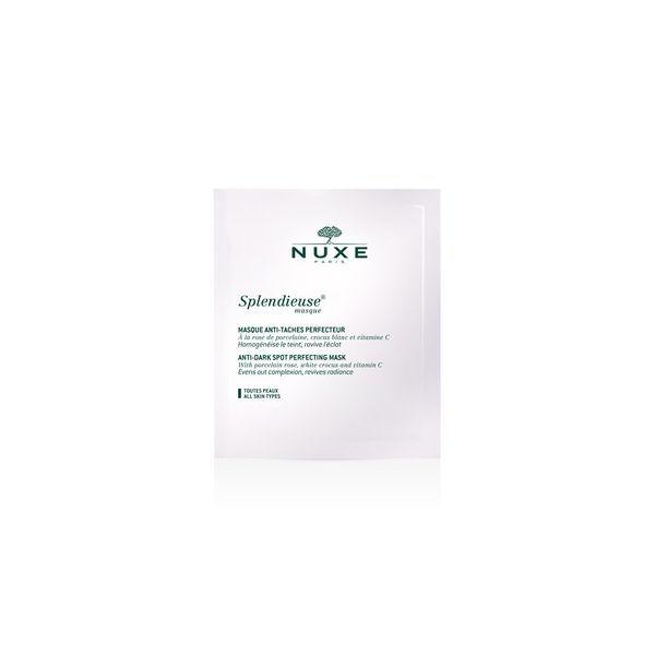 Splendieuse Masque Anti-tâches Perfecteur à l'unité au meilleur prix  Nuxe