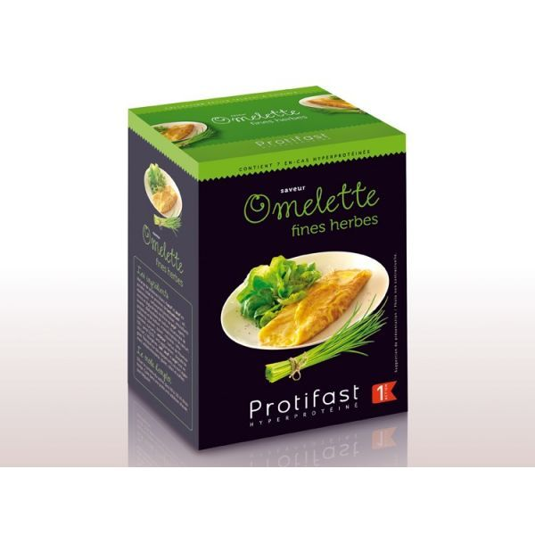 Achetez au meilleur prix les omelettes Protifast