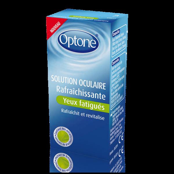 Solution Occulaire Rafraîchissante 10ml au meilleur prix| Optone