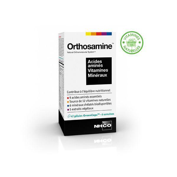 Orthosamine 42 gélules  moins cher  NH-CO