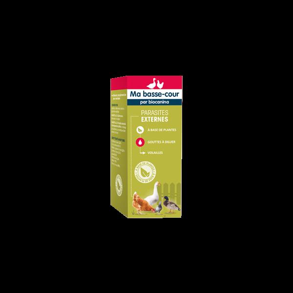 Achetez au meilleur prix Biocanina Parasites Externes Ma Basse Cour