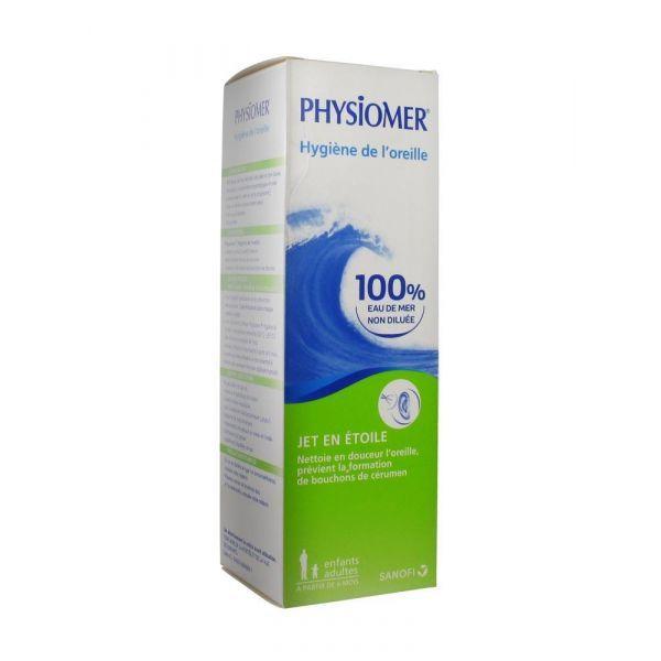 Hygiène de l'Oreille 115ml à prix bas| Physiomer