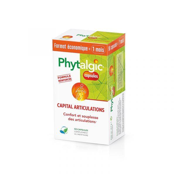 c Capital Articulations 90 Capsules   à prix discount| Phythea