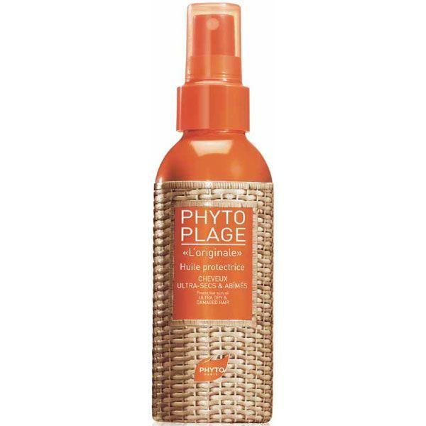 Huile Protectrice Cheveux ultra-secs et abîmés Spray 100ml à prix bas| Phytoplage