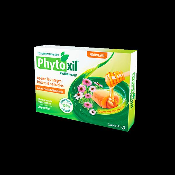 Achetez au meilleur prix Phytoxil Pastilles