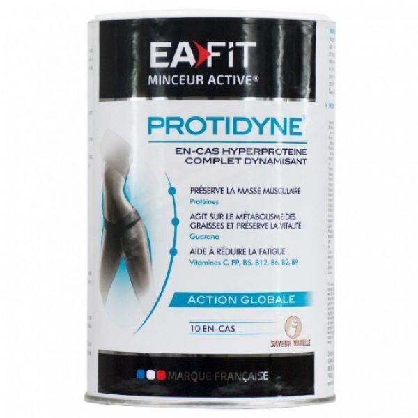 Protisoya Saveur Vanille 320 gr  à prix discount| Eafit
