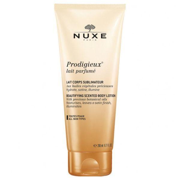 Prodigieux Lait parfumé 200ml moins cher| Nuxe