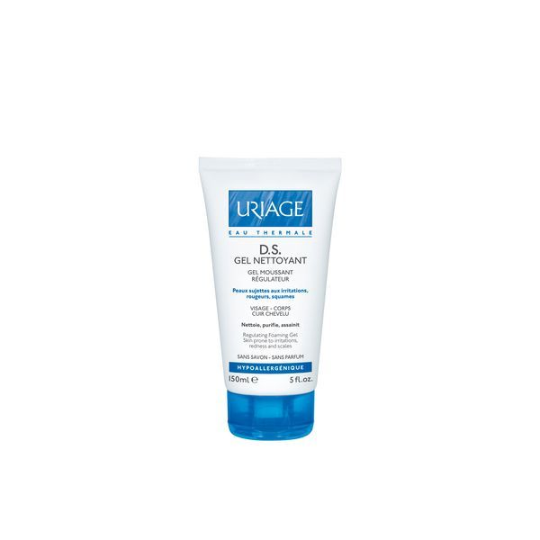 DS Gel Nettoyant 200ml moins cher| Uriage