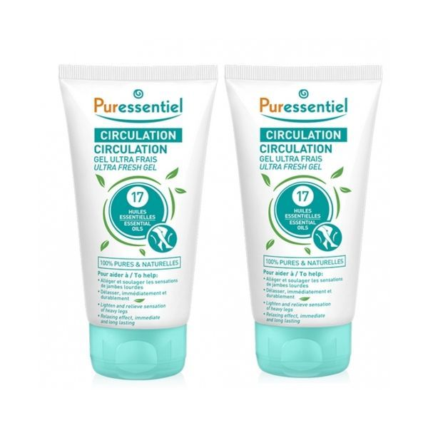 Puressentiel duo à -50% circulation gel frais