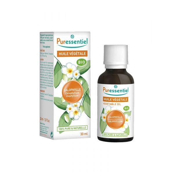 Huile Végétale Bio de Calophylle 30ml  au meilleur prix| Puressentiel