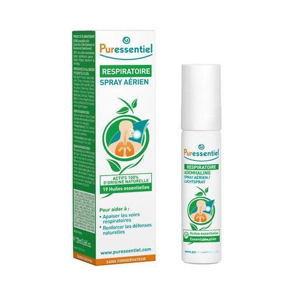 Respiratoire Spray Aérien 20ml moins cher| Puressentiel