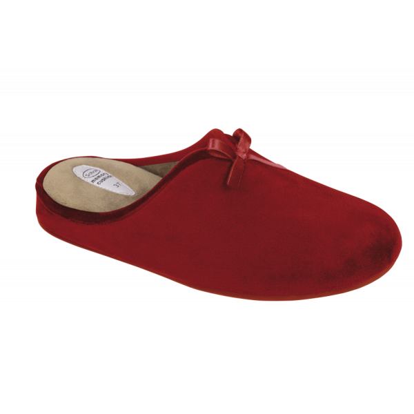 Scholl chaussons mules Rachele rouge