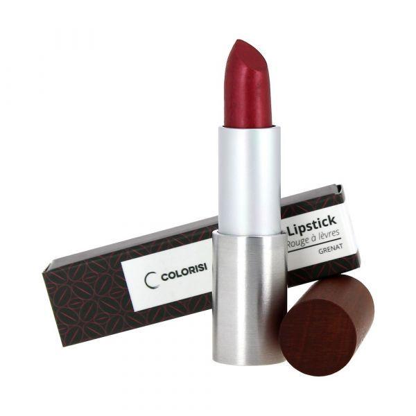 Rouge à Lèvres 03 Grenat Transparent Nacré à prix bas  Colorisi