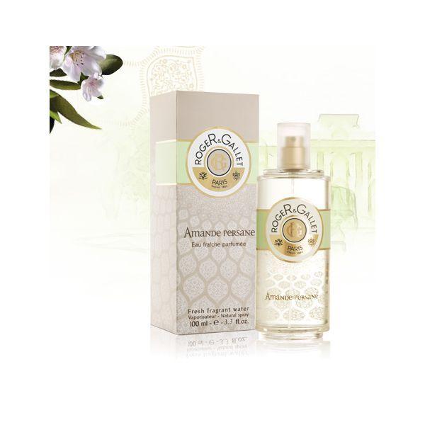 Amande Persane Eau fraîche Parfumée  100 ml à prix bas| Roger&Gallet