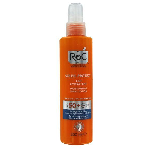 Soleil-Protect Lait Hydratant SPF50+ 200ml à prix discount| RoC