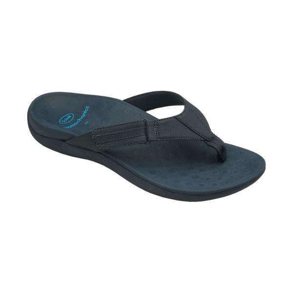 Scholl Ryder tongs -bleu marine moins cher