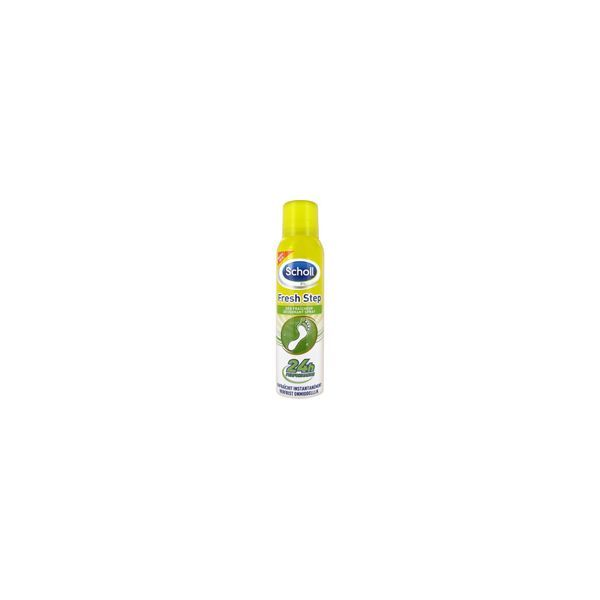 Déodorant Fresh Step Spray 150 ml à prix bas| Scholl