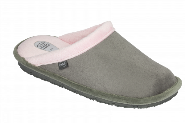 Scholl New Brienne chaussons mules Memory Cushion moins cher