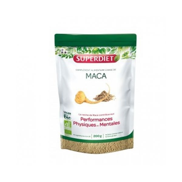 Maca Bio 200g de Super Diet