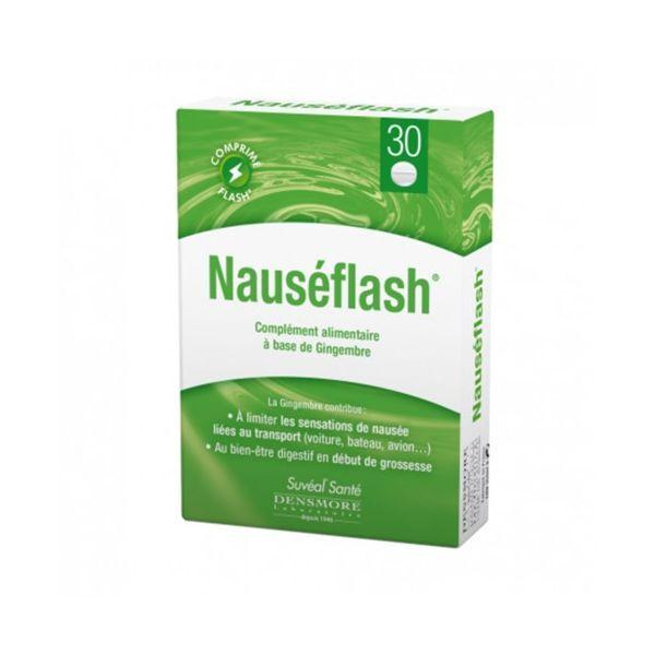 Suveal Nauséflash 30 comprimés moins cher| Densmore