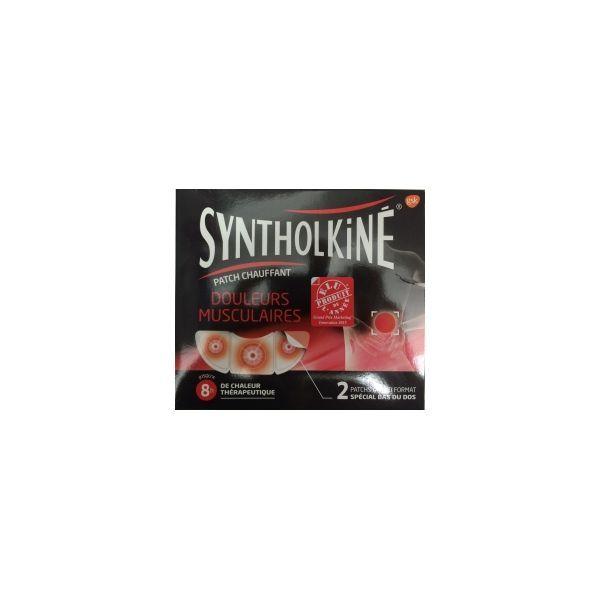 iné Patch Chauffant Spécial Dos 2 Patchs  à prix discount| Synthol