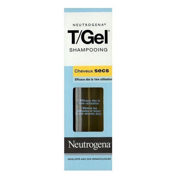 Shampooing T/Gel Cheveux secs à prix bas| Neutrogena